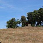 La ruta de los dólmenes junto a la Aceña de la Borrega