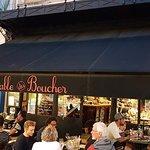 Bilde fra La Table du Boucher