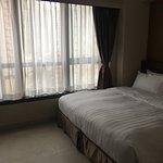伯惠酒店(WE HOTEL)房內一隅