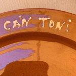 Cafe Ca'n Toni Foto