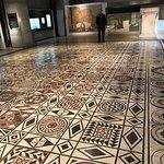 Amazing floor mosaic