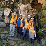 Наша пещерная команда
