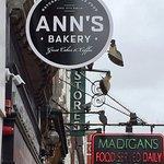 Ann's on North Earl Street.