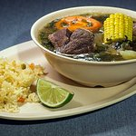 Beef and bone Soup