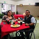 A continuación te mostraremos algunas fotografías de nuestros nuevos amigos disfrutando de la estadía y alimentación en nuestro restaurante