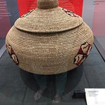A few artifacts made by the tribal artists