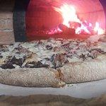 ภาพถ่ายของ Vico Rua pizza e giardino