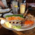 Bilde fra Castaway Waterfront Restaurant & Sushi Bar
