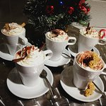 The best Hot Chocolate in town....or so we're told!