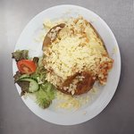Choose from numerous fillings to create the perfect jacket potato of your choice