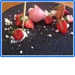 dessert au fraises