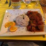 Black Temple Food Photo