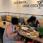 Φωτογραφία: Giorgos  Food Cocktail Bar