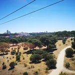 View from gondola across Casa de Campo.
