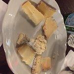 La degustazione di formaggi