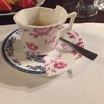 La tazza del caffè molto carina