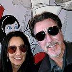 ROSARIO CASSATA AND CAROLYN CASSATA AT MB RAMEN IN HUNTINGTON VILLAGE NEW YORK