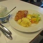 Sample of breakfast