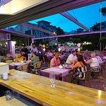 Summer Rain Restaurant Fotografie