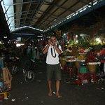 Visiter les villages, les marchés du Cambodge (Marché de Sihanoukville)