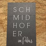 ภาพถ่ายของ Schmidhofer im Palais