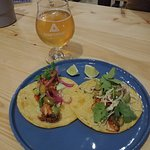 Roguetrippers had the fantastic Tacos at Counterpart