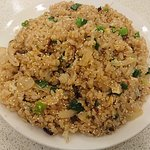 never had fried rice as good as this one