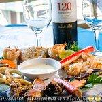 🎉🎉🎉Este Fin de semana con lo mejor de la gastronomía caribeña en Pescaderia El Salmon Dorado te esperamos!!!🥂🌹💃 Info/ Reservas al 311 3222004 Cra 45 A #134 A - 65
