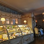 Inside the Patisserie