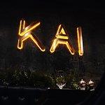 Foto de kai Mezze Bar & Grill