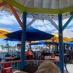 Foto di Island Gypsy Cafe & Marina Bar