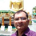 Big Buddha Temple Fotografie
