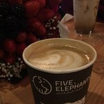 Photo of Five Elephants Specialty Coffee