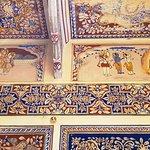 Mythology frescoes