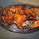 Chicken tandoori full