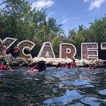 Фотография Эко-тематический парк Xcaret