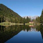 Lago dei Caprioli a 5 minuti in auto