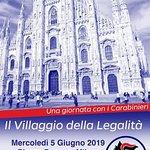 Celebrazioni in Piazza del Duomo
