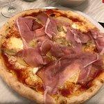 Pizza Brenta € 8,50