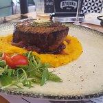 Lamb and Steak