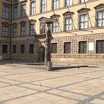 Richard Strauss fountain