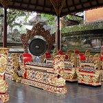 Ornate seating