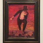 Da Magritte a ... Hodler, Segantini e Giacometti!