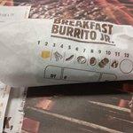 Breakfast Burrito Jr