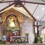 The church's altar.