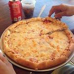 Bilde fra Edith's Pizza