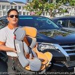 Private car service in Hoi An