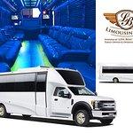 F550 Party Bus (27 Capacity)