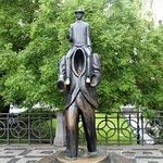 Statue dans son ensemble