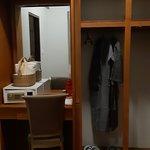 2 я комната в номере делюкс
